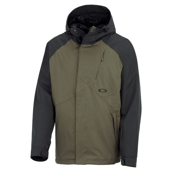 Regulator BZI - Men's Hooded Jacket