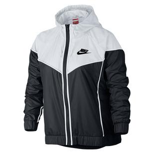 Sportswear Windrunner  (Plus Size) - Women's Hooded Jacket