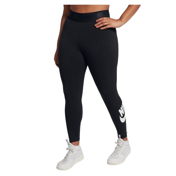 Leg-A-See (Taille Plus) - Collant d'entraînement pour femme