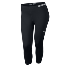 Pro - Women's Fitted Capri Pants