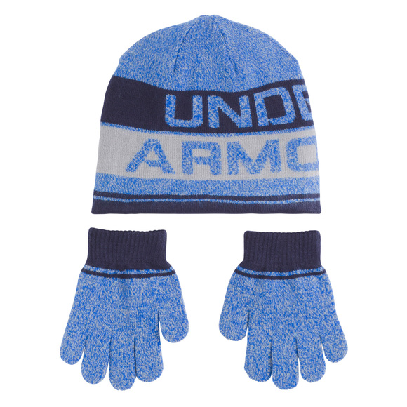 Combo - Kids' Beanie And Gloves Kit (Boys')