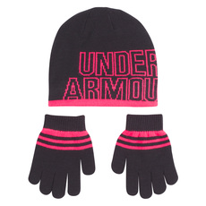 Combo - Kids' Beanie And Gloves Kit (Girls')