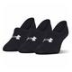 Essential Liner - Socquettes pour femme (paquet de 3 paires)  - 0