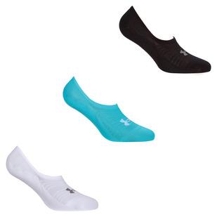 Essential Liner - Socquettes pour femme (paquet de 3 paires)