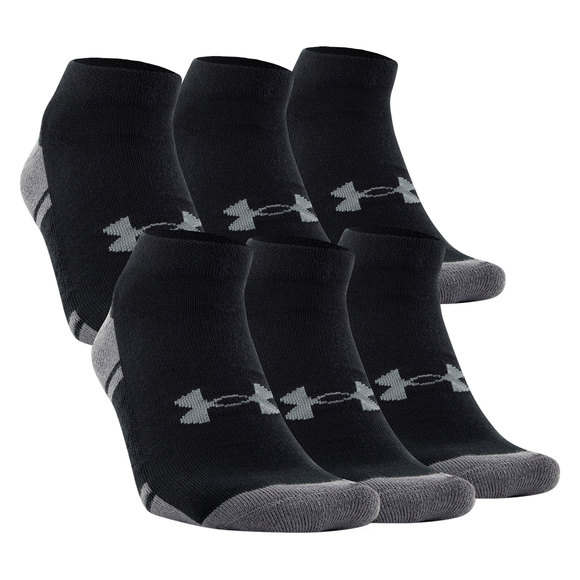 Resistor 3.0 Low Cut - Men's Ankle Socks (Pack of 6 pairs)