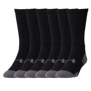 Resistor 3.0 - Men's Crew Socks (pack of 6 pairs)