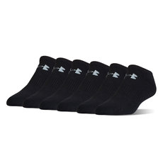 Charged Cotton 2.0 No Show - Men's Ankle Socks (Pack of 6)
