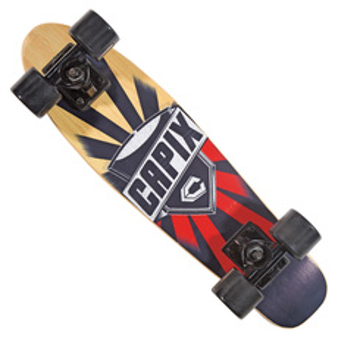 Crest - Skateboard