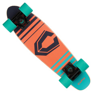 Striped - Skateboard