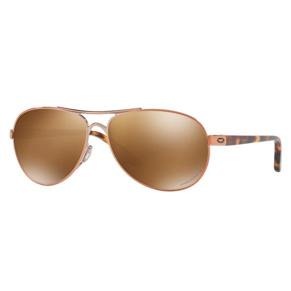0a2425a9a1b OAKLEY Feedback Prizm Tungsten Polarized - Adult Sunglasses