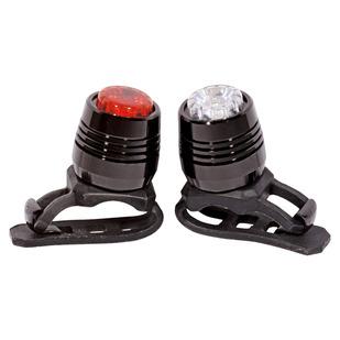 Micro USB Compact (Set of 2) - Compact Bike Light Set