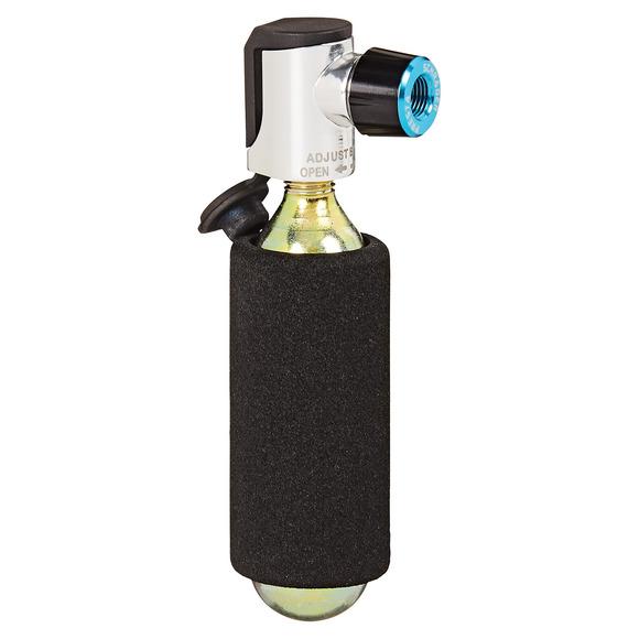 Micro CO2 (alu) - Micro détendeur et cartouche de CO2