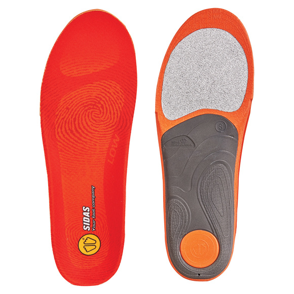 3 Feet Low - Adult Ski Boot Insoles