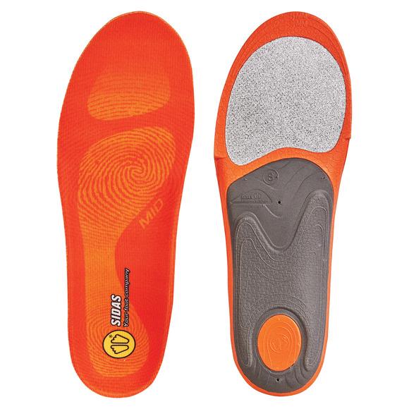 3 Feet Mid - Semelles pour bottes de ski pour adulte