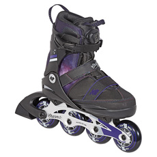 Charm BOA ALU Jr - Girls' Adjustable Inline Skates