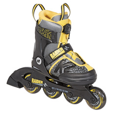 Raider BOA Jr - Boys' Adjustable Inline Skates