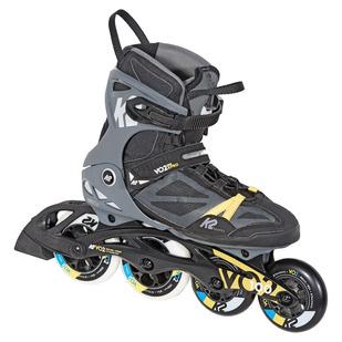 V02 100 X Pro - Patins à roues alignées pour homme