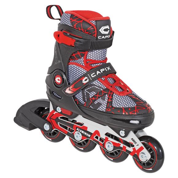 B3 Jr - Patins à roues alignées ajustables pour garçon