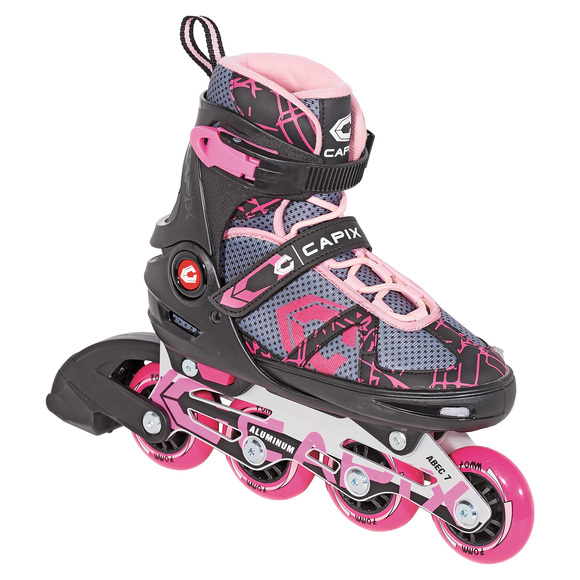 F3 Jr - Patins à roues alignées pour fille