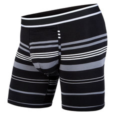 Stripes - Men's Fitted Boxer Shorts