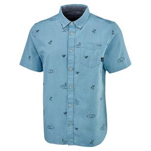 Houser - Men's Short-Sleeved Shirt