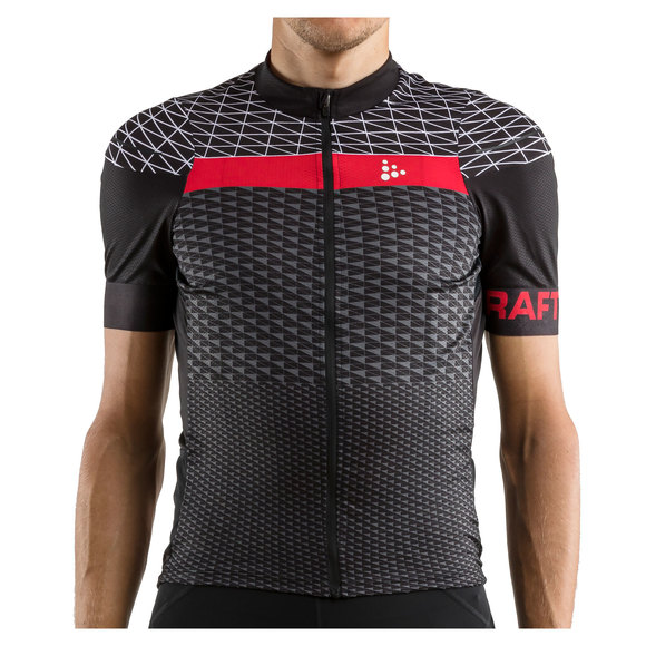Route - Men's Cycling Jersey