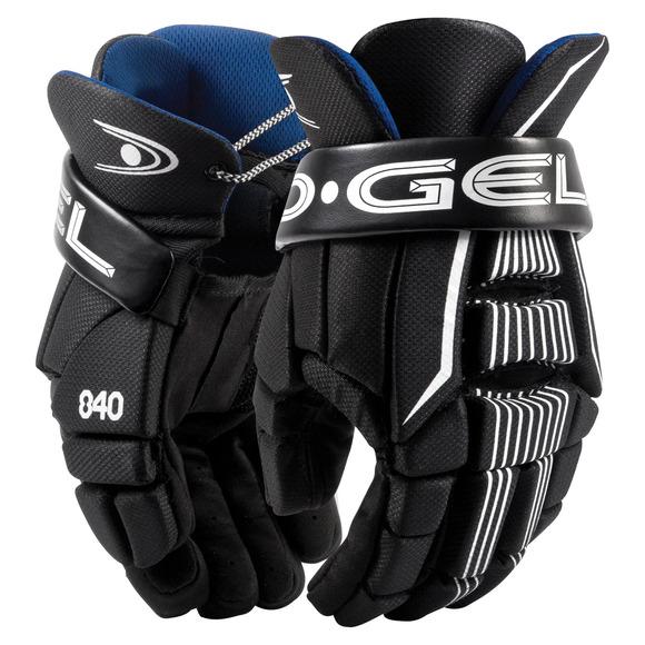 840 Jr - Junior Dek Hockey Gloves