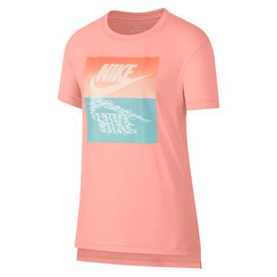 Sunset Futura - Girls' Training T-Shirt