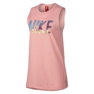 Air - T-shirt sans manches pour femme