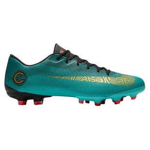 CR7 Vapor 12 Academy MG - Chaussures de soccer extérieur pour adulte