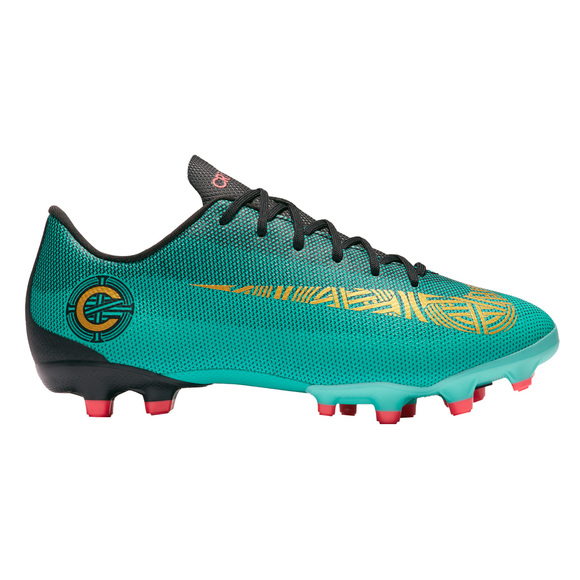 timeless design 0ef4e c6467 NIKE CR7 Vapor 12 Academy MG (GS) Jr - Junior Outdoor Soccer Shoes  Sports  Experts