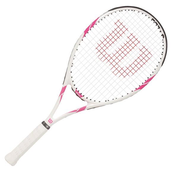 Intrigue Lite - Raquette de tennis pour femme