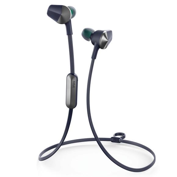 Flyer - Écouteurs bouton conçus pour l'entraînement