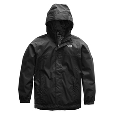 Resolve Reflective Jr - Boys' Hooded Rain Jacket