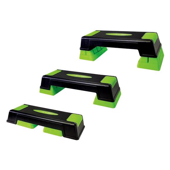 A4242 - Banc à 3 niveaux pour step