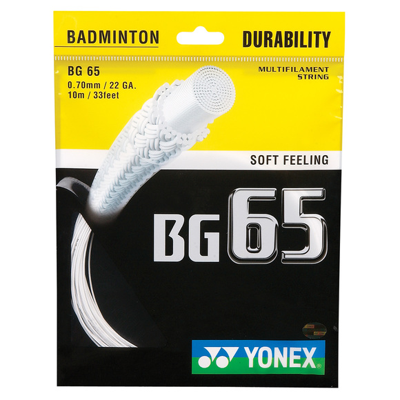 BG65 - Badminton Strings