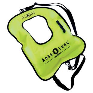 SV111M (Large) - Adult Inflatable Snorkeling Vest