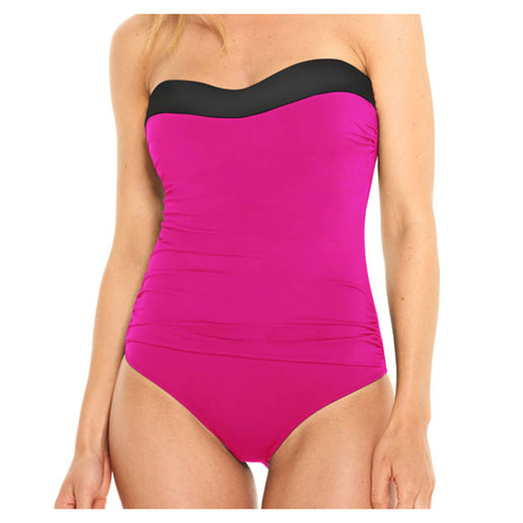 Follow Me - Women's One-Piece Swimsuit
