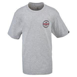Checkerboard - Boys' T-Shirt