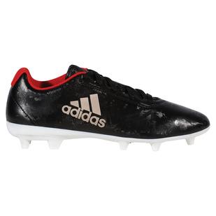 X 17.4 FG - Chaussures de soccer extérieur pour femme