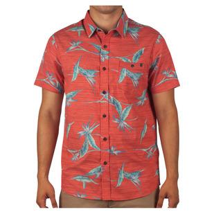 Jungle - Men's Short-Sleeved Shirt