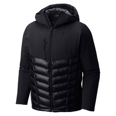 Supercharger - Men's Hooded Insulated Jacket