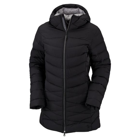 Downhill Metro - Manteau à capuchon en duvet pour femme