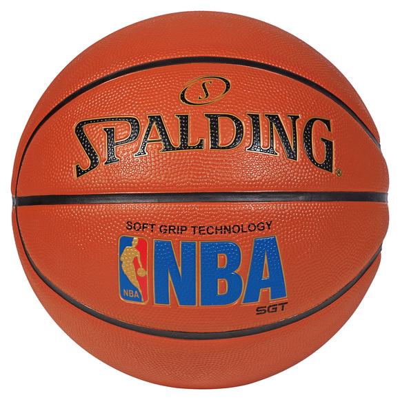 NBA Logoman Soft Grip - Ballon de basketball