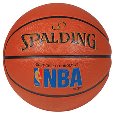 NBA Logoman Soft Grip - Basketball