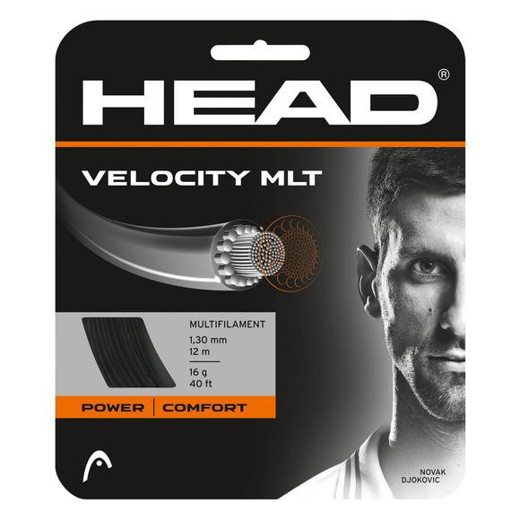 Velocity MLT - Cordage pour raquette de tennis