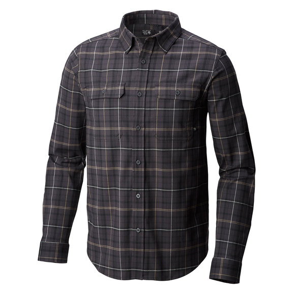 Mountain Stretchstone Hardwear Chemise Pour Homme P0wnOk