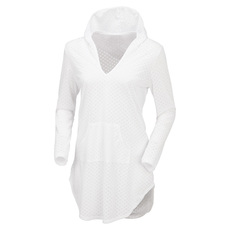 Bahona - Women's Hooded Cover-Up Dress