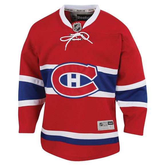 Premier Team - Junior Replica Jersey - Montreal Canadiens (Home)