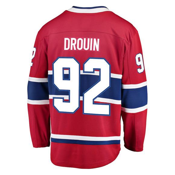 Breakaway (Home) Drouin - Men's Hockey Jersey